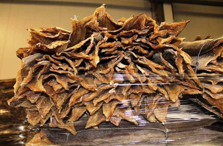 Martin Kala lipeäkala kuivattu molva