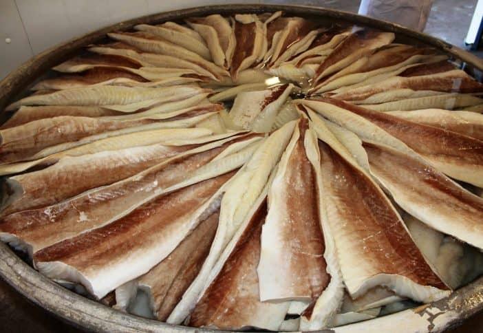 Martin Kala lipeäkalan valmistus