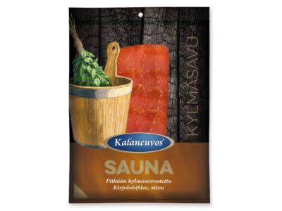 Kalaneuvos Sauna kylmäsavukirjolohifilee, siivu 100 g